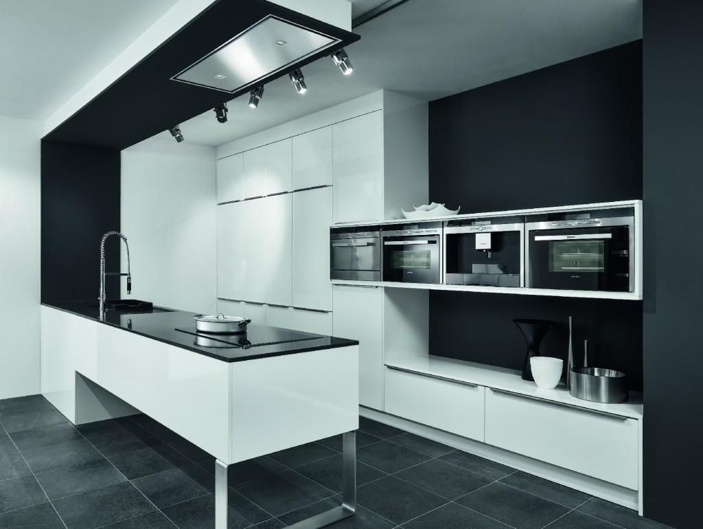 Moderne keuken zwart beste inspiratie voor huis ontwerp - De beste hedendaagse keukens ...