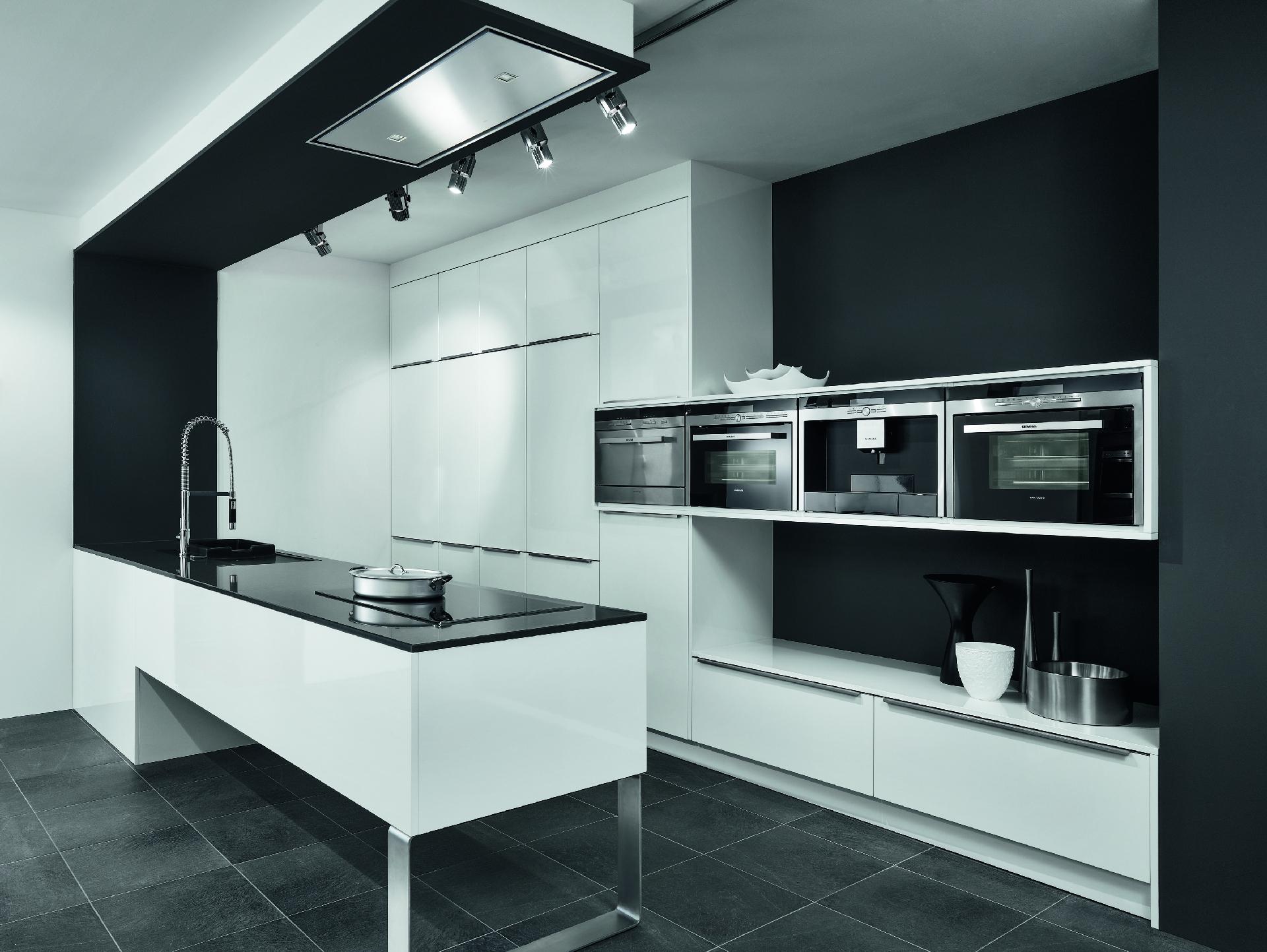 Moderne keuken op maat xnovinky strakke moderne keuken - Idee kleur moderne keuken ...